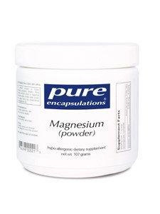Pure Encapsulations - Magnesium - 107g Powder