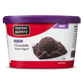 market pantry Market Pantry Fat Free Chocolate Frozen Yogurt 1.5qt.