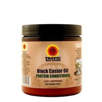 Tropic Isle Living Jamaican Black Castor Oil Protein Hair Conditioner, 8oz