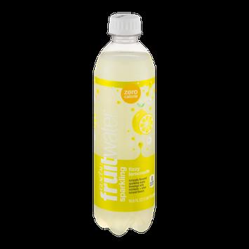 Glaceau Fruit Water Sparkling Fizzy Lemonade