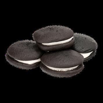 Ahold Whoopie Pies Chocolate - 4 CT