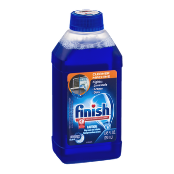 Finish Dishwasher Cleaner Fresh Scent