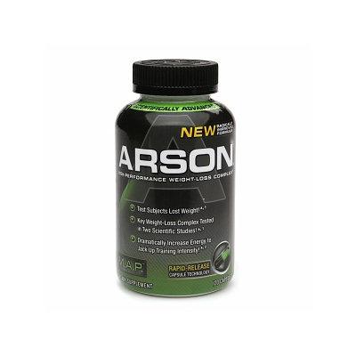 Muscle Asylum Project Arson