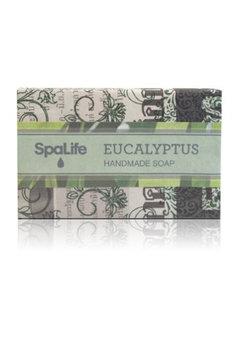 Msl-soap3-eu Spa Life Hand-made Eucalyptus Soap (Pack of 2)