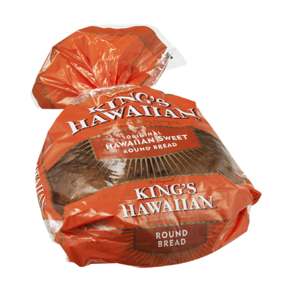 King's Hawaiian Original Hawaiian Sweet Round Bread