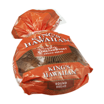 King's Hawaiian Original Hawaiian Sweet Round Bread