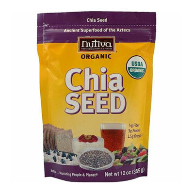 Nutiva Organic Chia Seed 12 oz