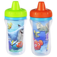 The First Years Disney Insulated Sippy Cup, Finding Nemo, 2 ea