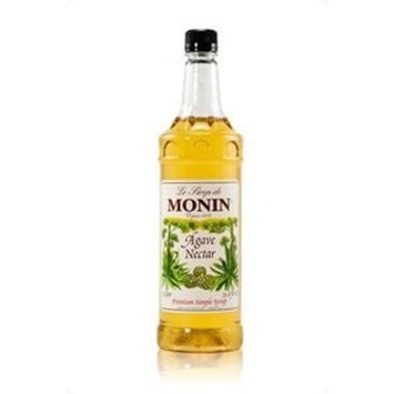 Monin Agave Nectar Premium Simple Syrup Sweetener
