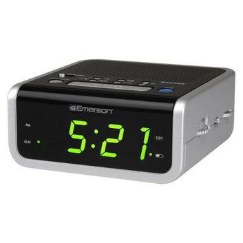 Emerson SmartSet Alarm Clock Radio (CKS1702) - Black