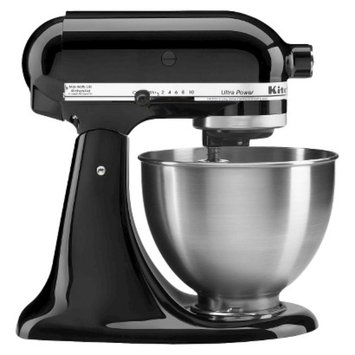 KitchenAid 4.5 qt. Ultra Power Stand Mixer - Onyx