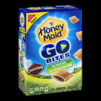 Nabisco Honey Maid Go Bites Chocolate