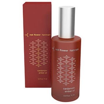 red flower cardamom amber oil