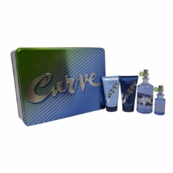 Liz Claiborne Curve Gift Set for Women, 4 Piece, 1 set