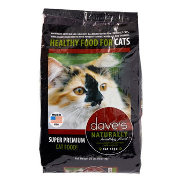 Dave's Pet Food Dave's Cat Food Balanced Nutrition for Adult Cats