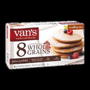 Van's Natural Foods Pancakes 8 Whole Grains - 8 CT