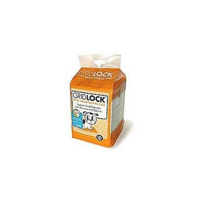 Gogo Pet Products 33 pack Gridlock Training Sticky Back Pads