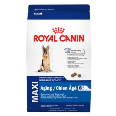 Royal CaninA Maxi Aging Care Senior Dog Food
