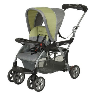 Baby Trend Baby Stroller Sit N Stand Deluxe-Columbia