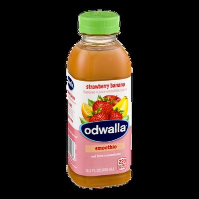 Odwalla Smoothie Strawberry Banana
