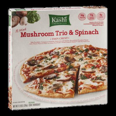 Kashi® Mushroom Trio & Spinach Pizza