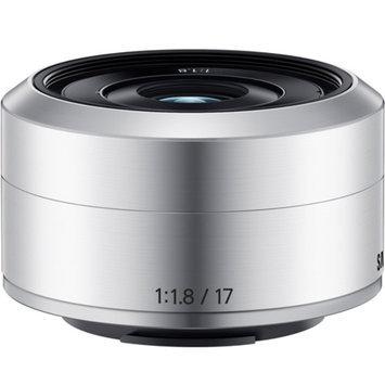 Samsung EX-YN17ZZZASUS NX Mini 17mm Lens, Silver