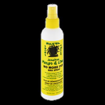 Rasta Locks & Twist Jamaican Mango & Lime No More Itch Gro Stray