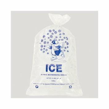 Inteplast Group 8 Pound Ice Bag