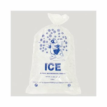Inteplast Group 8 Pound Ice Bag