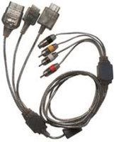 MadCatz Universal S-AV Cable GC/PS2/Xbox/Xbox 360