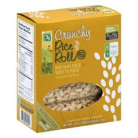 J1 Crunchy Rice Rolls Brown Rice and White Rice 3.5-Ounce Packages (Pack of 12)