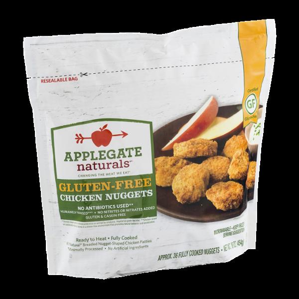 Applegate Naturals Chicken Nuggets Gluten-Free - 36 CT