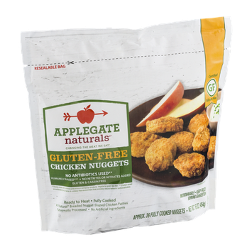 Applegate Naturals Chicken Nuggets Gluten-Free - 36 CT