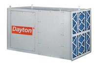 Dayton Industrial Air Cleaner (3000/2500/2000CFM). Model: 2HNR9