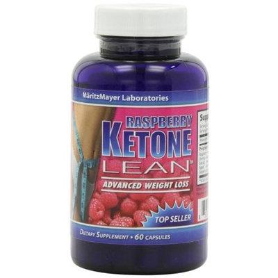 MaritzMayer Raspberry Ketone Lean Advanced Weight Loss Supplement 60 Capsules Per Bottle 1 Bottle