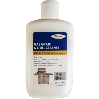 Whirlpool Gas Grate and Drip Cleaner, 4 oz, 31617A