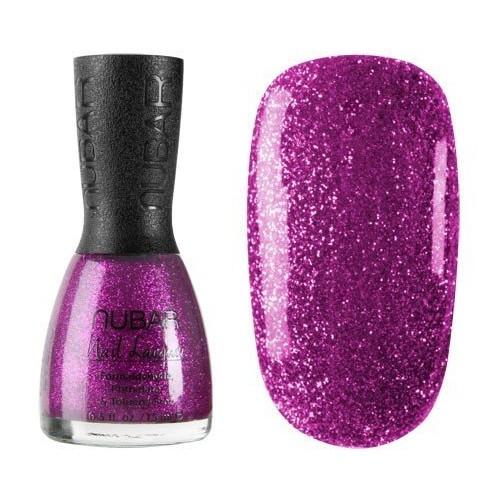 Nubar Lacquer Nubar Sparkles Collection - Petunia Sparkle (G186)