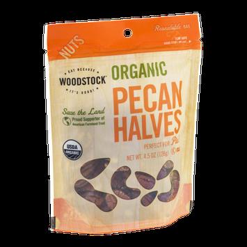 Woodstock Organic Pecan Halves