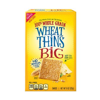 Nabisco Wheat Thins Crackers Big