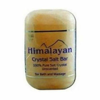 Himalayan Salt Bath Salt Bar 9 oz
