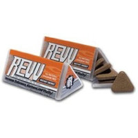 REVV Instant Energy Wafers REVV Instant Energy - Natural Wheat Grass Based Energy Booster - 1 Week Supply Chocolate Mint Wafers