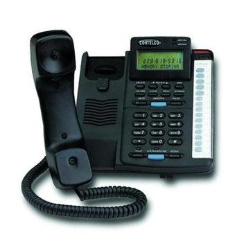 Cortelco ITT-2200BK 220000-TP2-27E Colleague W/ CID Black