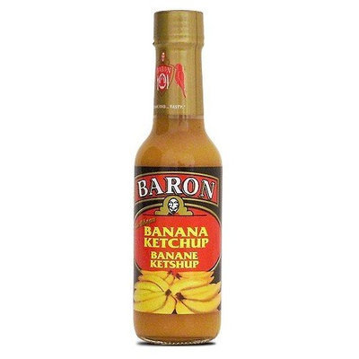 Baron Banana Ketchup - 5oz