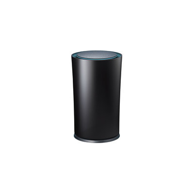 Tp-link - Google Onhub Dual-band Wireless-ac Gigabit Router - Black