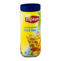 Lipton Unsweetened Iced Tea Mix 30 qt