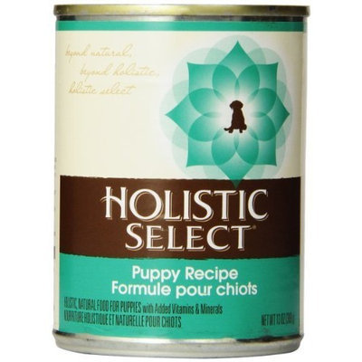Holistic Select Puppy Chicken, Canned Dog Food (Pack of 12 13-Ounce Cans)