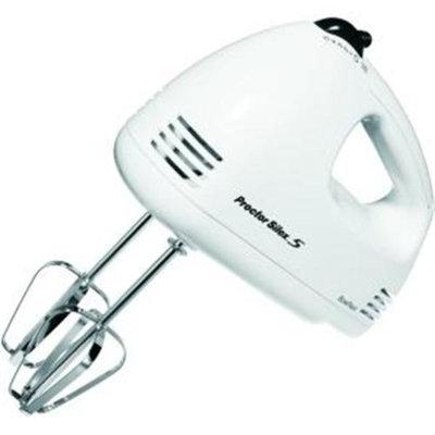 Proctor Silex Hand Mixer - White