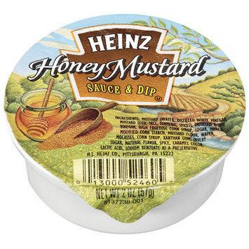 Heinz Honey Mustard Sauce & Dip, 2 oz