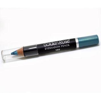 Golden Rose (Jumbo) Eyeshadow pencil 102 turquise