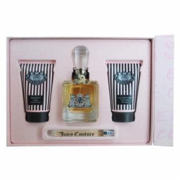 Juicy Couture Women's Gift Set 4 Piece, 1 ea